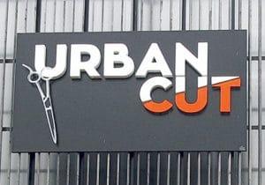 lettres boitiers Urban Cut