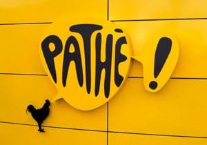 lettres boitiers Cinéma Pathé !